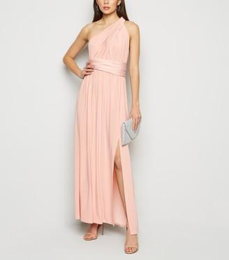 New Look Multi Way Wrap Maxi Dress