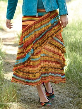 Pendleton Sunset Saltillo Skirt