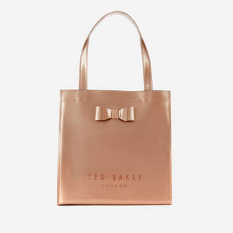 Ted Baker Women's Silicon Bow Detail Small Icon Bag