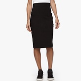 James Perse Double Face Knit Skirt