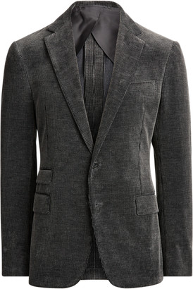 Ralph Lauren Kent Stretch Corduroy Suit Jacket
