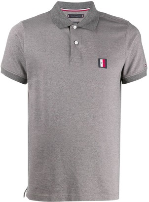 Tommy Hilfiger Logo Patch Polo Shirt