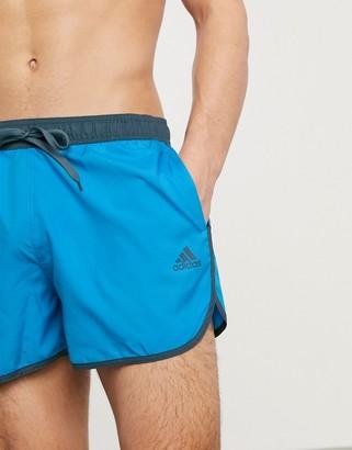 adidas Swim shorts in blue
