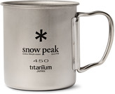 Snow Peak - Ti-single Titanium Mug, 450ml
