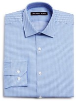 Michael Kors Boys' Mini Gingham Button Down Shirt - Sizes 8-18