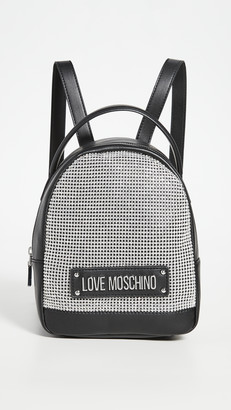 Moschino Mini Backpack