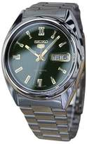 Seiko Stainless Steel Vintage 37mm Mens Watch