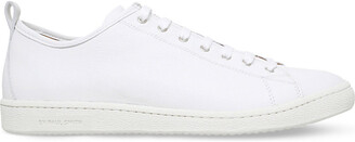 Paul Smith Miyata leather trainers