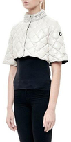 Mission Cropped Down Jacket