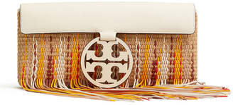 Tory Burch Miller Fringe Clutch Bag