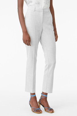 Rebecca Taylor Tailored Clean Suiting Pant