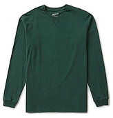 Woolrich First Forks Crewneck Long-Sleeve Tee
