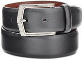 Perry Ellis Men's Classic Leather Belt