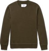 Reigning Champ - Loopback Cotton-jersey Sweatshirt