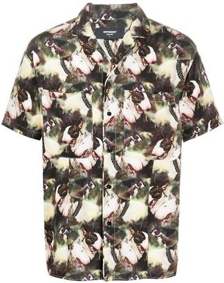 Represent All-Over Print Shirt