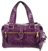 Mulberry Mabel Snakeskin Bag