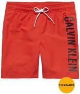 Calvin Klein Large Logo Swimshort