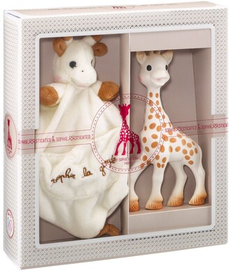 Sophie La Girafe 'Sophiesticated' Plush Toy & Teething Toy