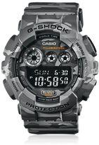 G-Shock Absolute Grey Camouflage Digital Watch
