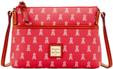 Dooney & Bourke MLB Angels Ginger Crossbody