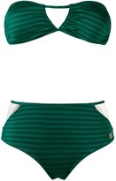 BRIGITTE printed bikini - women - Elastodiene/Polyamide - PP