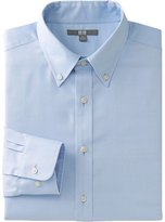 Uniqlo Men Easy Care Oxford Long Sleeve Shirt