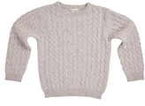 Marie Chantal BoysCashmere Cable Sweater