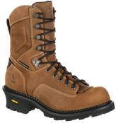 "Georgia Boot Men's GB00097 9"" CC Comp Toe Waterproof Work Logger"