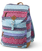 Classic Kids Campus Rucksack-Purple