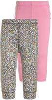 Carter's FLORAL RUFFLE 2 PACK Trousers pink