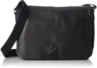 Bree Unisex Adult Punch Casual 62 Black Shou. Bag shoulder bag grey (anthracite. 8 x 24 x 34 cm