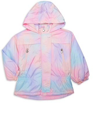 London Fog Little Girl's Ombre Jacket
