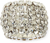 JCPenney Vieste Crystal Stretch Ring