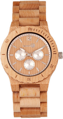 Earth Wood Men's Bonsai Watch