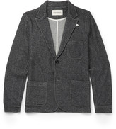 Oliver Spencer Loungewear - Unstructured Fleece Blazer