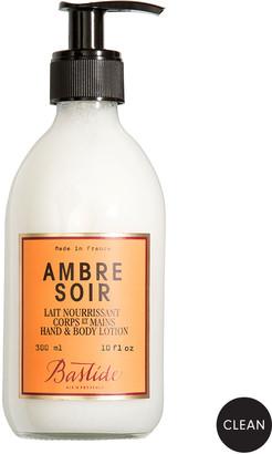 Bastide 10 oz. Ambre Soir Hand and Body Lotion