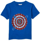 Little Marc Jacobs Boys 4-7) Graphic Slub Knit Tee