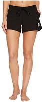 Body Glove Smoothies Blacks Beach Vapor Boardshorts (Black) Women's Swimwear