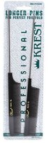 Krest Rattail Combs 2 Pack