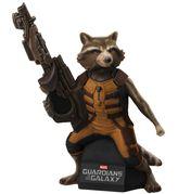 Marvel Guardians of the Galaxy Rocket Raccoon Figurine Bank