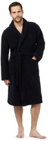 Hammond & Co. By Patrick Grant Navy Towelling Dressing Gown