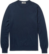 Canali - Knitted Cotton Sweater