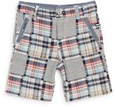 Splendid Toddler Boy's Plaid Bermuda Shorts