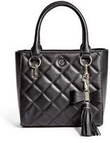 G by Guess Women's Amanda Quilted Mini Tote Bag