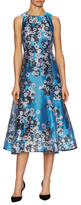LK Bennett Occa 50'S Style Fit And Flare Dress