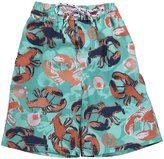 E-Land Kids Lobster Shorts (Toddler/Kids) - Pistachio-3T