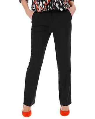 Capsule Tailored Straight Leg Trousers Regular