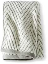 Threshold Chevron Textured Decorative Towel Hand towel