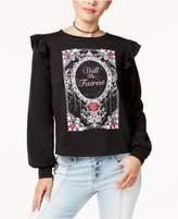 Disney Princess Snow White Juniors' Fairest Graphic Sweatshirt, Created for Macy's