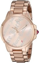 Juicy Couture Women's 1901278 Jetsetter Analog Display Quartz Watch